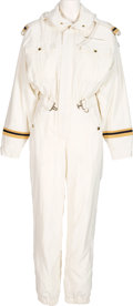 Music Memorabilia:Costumes, ABBA Stage Worn Jumpsuit by Ralph Lauren. Disco gr...