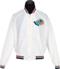 Music Memorabilia:Costumes, The Who By Numbers Tour Indian Logo jacket (1976). ...