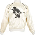 Music Memorabilia:Costumes, Bruce Springsteen Born to Run Promo Jacket (Circa 1975)....