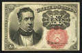 Fractional Currency:Fifth Issue, Fr. 1266 10¢ Fifth Issue Extremely Fine-About New.. ...