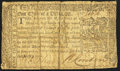 Colonial Notes:Maryland, Maryland March 1, 1770 $1/3 Fine.. ...