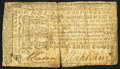 Colonial Notes:Maryland, Maryland March 1, 1770 $1/2 Very Good-Fine.. ...