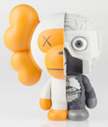 Fine Art - Sculpture, American:Contemporary (1950 to present), KAWS X BAPE. Dissected Milo (White), 2011. Painted castvinyl. 7-1/2 x 6-1/2 x 5 inches (19.1 x 16.5 x 12.7 cm). Edition...