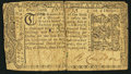 Colonial Notes:Maryland, Maryland March 1, 1770 $1/6 Fine.. ...