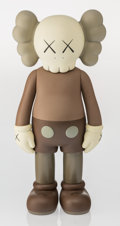 Fine Art - Sculpture, American:Contemporary (1950 to present), KAWS (American, b. 1974). Companion-Five Years Later(Brown), 2004. Painted cast vinyl. 14-1/2 x 6-1/2 x 3-1/2inches (3...