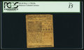 Colonial Notes:Delaware, Delaware May 1, 1758 20s PCGS Fine 15.. ...
