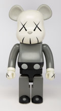 Collectible, KAWS (American, b. 1974). Companion BE@RBRICK 1000%, 2002. Painted cast vinyl. 28-1/4 x 14 x 9 inches (71.8 x 35.6 x 22....
