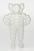 Fine Art - Sculpture, American:Contemporary (1950 to present), KAWS (American, b. 1974). Chum (Clear), 2002. Cast resin. 13x 8 x 3 inches (33.0 x 20.3 x 7.6 cm). Ed. 749/1000. Stampe...