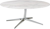 Florence Schust Knoll (American, b. 1917) Dining Table, designed 1961, produced circa 2005 by Knoll Int