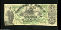 Confederate Notes:1861 Issues, T17 $20 1861. A lovely example which is one the the highest grade specimens of this note we've had in recent years. The top ...