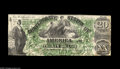 Confederate Notes:1861 Issues, T17 $20 1861. A nicely colored Fine-Very Fine example, with the note trimmed into the design at the bottom and sides....