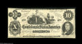 Confederate Notes:1862 Issues, T46 $10 1862. Hoyer & Ludwig mistakenly engraved this $10 withan 1862 date instead of 1861. Also, this is the variety that ...