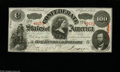 Confederate Notes:1863 Issues, T56 $100 1863. This Lucy Pickens issue from the 1st Series datedOctober 1863 is virtually flawless with excellent color and...