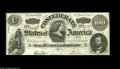 Confederate Notes:1863 Issues, T56 $100 1863. Serial number 3535 is found on this First Series $50that was issued the same month as the Battle of Gettysb...