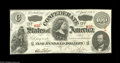 Confederate Notes:1863 Issues, T56 $100 1863. A very pretty example of the always popular LucyPickens note. Crisp Uncirculated. From the Gilbert I....