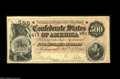 Confederate Notes:1864 Issues, T64 $500 1864. Serial number 8012 adorns this handsome $500 that is without a hint of circulation. Crisp Uncirculated....