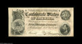 Confederate Notes:1864 Issues, T64 $500 1864. Another CSA $500 without any traces of circulation. Crisp Uncirculated....
