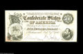 Confederate Notes:1864 Issues, T64 $500 1864. One light corner fold is the only distraction to note on this otherwise Choice $500. Choice About Uncircula...