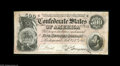 Confederate Notes:1864 Issues, T64 $500 1864. This Extremely Fine example has one pinhole, and very light staining on back....