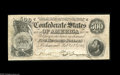 Confederate Notes:1864 Issues, T64 $500 1864. One small edge tear is noticed on this $500 signed by (Miss) L.(W.) Elliott and (Miss) R(ichie) Haynes. Fin...