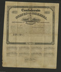Confederate Notes:Group Lots, Ball 274 Cr. 133 $1000 1863 Bond Fine. This is another rare bondthat has all of its coupons. Ball 274 is a R6, 51 -75 known...