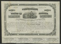 "Confederate Notes:Group Lots, Ball 43 Cr. 53 $500 1861 Bond Very Fine. The family in thisvignette gazes upon a safe labeled ""Confederate States Treasury...."