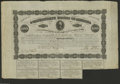 Confederate Notes:Group Lots, Ball 48 Cr. 27 $100 1861 Bond Very Fine. Only 628 issued of thispopular design that has a portrait of George Washington. Th...