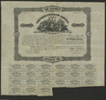 Confederate Notes:Group Lots, Four Confederate Bonds. Ball 92 Cr. 39 $100 1861 Bond VF Ball 107 Cr. 42 $100 1861 Bond VF Ball 132 Cr. 21 $50 1861 Bond ... (4 items)