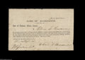 Confederate Notes:Group Lots, Oath of Allegiance. This form is from Wilcox County, Alabama and isthe oath ex-Confederates had to take after the Civil War...