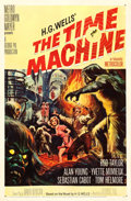 """Movie Posters:Science Fiction, The Time Machine (MGM, 1960). One Sheet (27"""" X 41"""") Reynold BrownArtwork.. ..."""