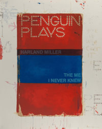Harland Miller (British, b. 1964) The Me I Never Knew, 2013 Screenprint in colors on paper 49-1/8