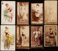 Non-Sport Cards:General, 1880's Non-Sports Tobacco Card Collection (32). ...
