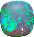 Estate Jewelry:Unmounted Gemstones, Unmounted Black Opal. ...