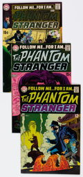 Bronze Age (1970-1979):Horror, The Phantom Stranger Near-Complete Run Group of 27 (DC, 1969-73)Condition: Average FN/VF.... (Total: 27 Comic Books)