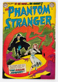Golden Age (1938-1955):Horror, The Phantom Stranger #2 (DC, 1952) Condition: GD/VG....