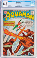 Silver Age (1956-1969):Superhero, Aquaman #1 (DC, 1962) CGC VG+ 4.5 Cream to off-white pages...