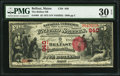 National Bank Notes:Maine, Belfast, ME - $5 1875 Fr. 401 The Belfast NB Ch. # 840. ...