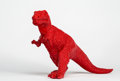 Asian, Sui Jianguo (Chinese, b. 1956). Dino Red, 2006. Painted castvinyl. 24 x 32 x 14 inches (61.0 x 81.3 x 35.6 cm). Ed. 204...