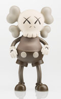 Fine Art - Sculpture, American:Contemporary (1950 to present), KAWS (American, b. 1974). Companion (Brown), 1999. Paintedcast vinyl. 7-1/2 x 4 x 2 inches (19.1 x 10.2 x 5.1 cm). Edit...