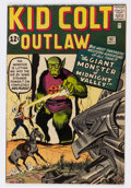 Silver Age (1956-1969):Western, Kid Colt Outlaw #107 (Atlas/Marvel, 1962) Condition: FN+....