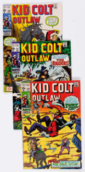 Bronze Age (1970-1979):Western, Kid Colt Outlaw and Others Group of 25 (Marvel, 1960s-70s) Condition: Average GD.... (Total: 25 Comic Books)