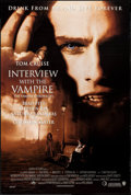 """Movie Posters:Horror, Interview with a Vampire & Other Lot (Warner Brothers, 1994).Rolled, Very Fine. One Sheets (2) (27"""" X 40.25, 27"""" X 4..."""