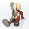 Fine Art - Sculpture, American:Contemporary (1950 to present), KAWS (American, b. 1974). Companion-Resting Place (Brown),2013. Painted cast vinyl. 8-3/4 x 8 x 11-1/2 inches (22.2 x 2...