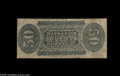 Obsoletes By State:Ohio, Cleveland, OH- Unknown Issuer 50¢ Ad Note A neat fractionallookalike in a 50¢ denomination advertising boots and shoes, et...