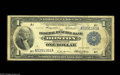 Error Notes:Inverted Reverses, Fr. 708 $1 1918 Federal Reserve Bank Note Fine. According toSullivan, nine $1 FRBN inverts are known. The Cleveland and St....