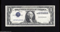 Error Notes:Inverted Third Printings, Fr. 1613 $1 1935D Silver Certificate. Extremely Fine. A nice earlyexample with an inverted third printing....