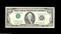 Error Notes:Inverted Third Printings, Fr. 2168-A $100 1977 Federal Reserve Note. About Uncirculated.Inverted third printing, a scarce error in this denomination....