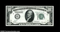 Error Notes:Third Printing on Reverse, Fr. 2001-F $10 1928A Federal Reserve Notes. Choice Crisp Uncirculated. An especially scarce set of three consecutive early F... (3 notes)