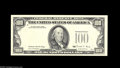 Error Notes:Third Printing on Reverse, Fr. 2172-B $100 1988 Federal Reserve Note. Choice Crisp Uncirculated. An attractive example with the third printing on the r...