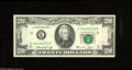 Error Notes:Double Denominations, Fr. 2071-K $20/$10 1974 Federal Reserve Note Double Denomination. Gem Crisp Uncirculated. A lovely example of the only moder...